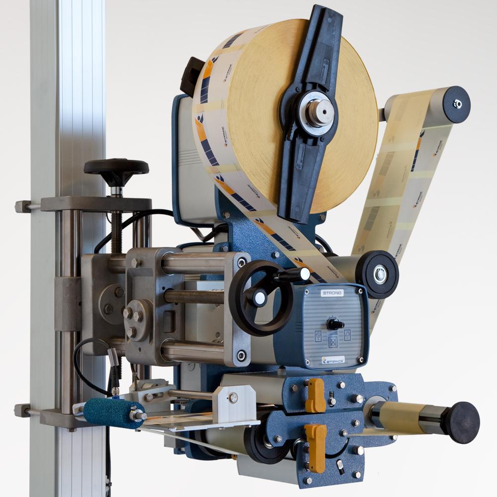 Etichettatrice Automatica Industriale Modello Strong