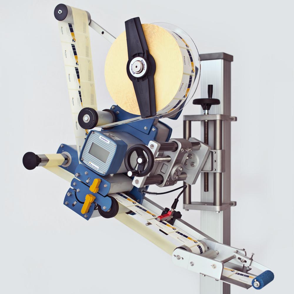 Macchina etichettatrice automatica industriale professionale Energy