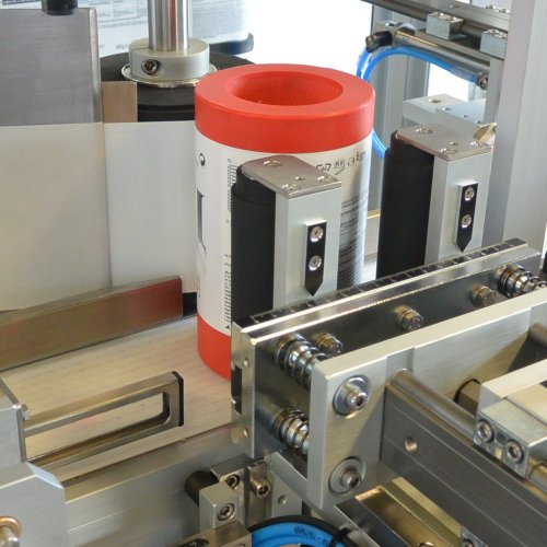Wrap-around Labelling Machine System 1