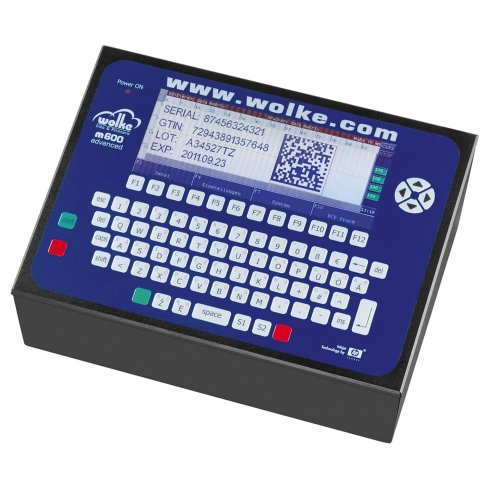 Marcatore Inkjet Wolke m600