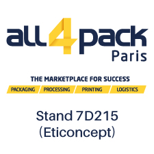 Etipack at All4Pack