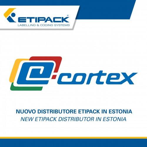 CORTEX new Etipack distributor in Estonia