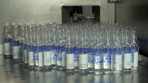 Nuova Etifiale PRO l'etichettatrice di fiale farmaceutiche di nuova generazione