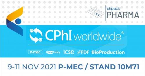 CPhI Worldwide 2021